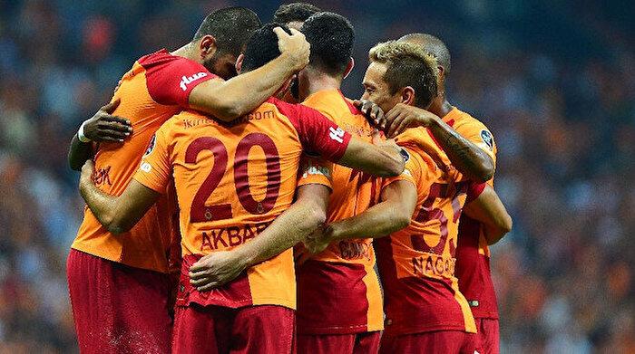 Galatasaray'ın Avrupa'daki 276. randevusu