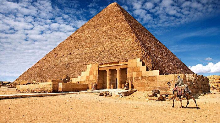 Mısır Piramitleri nasıl yapıldı?
