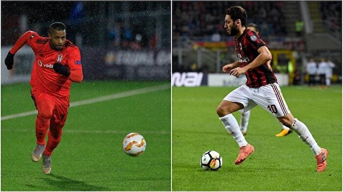 Hakan Çalhanoğlu ve Lens haftanın futbolcusuna aday