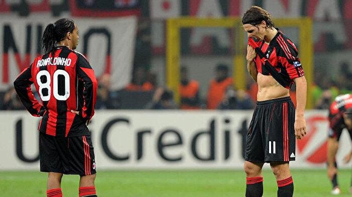 Zlatan'ın Rüya Takımı: Adeta yıldızlar geçidi