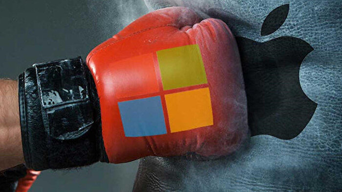 Microsoft, Apple ile dalga geçen bir reklam filmi yayınladı