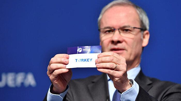 Ümit Milli Futbol Takımı'nın EURO 2021 rakipleri belli oldu