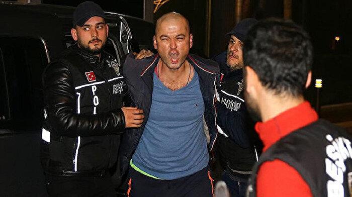 Papağana işkence yapan suç makinesi: Murat Özdemir