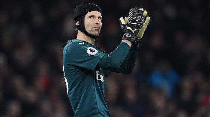 Petr Cech futbolu bırakıyor