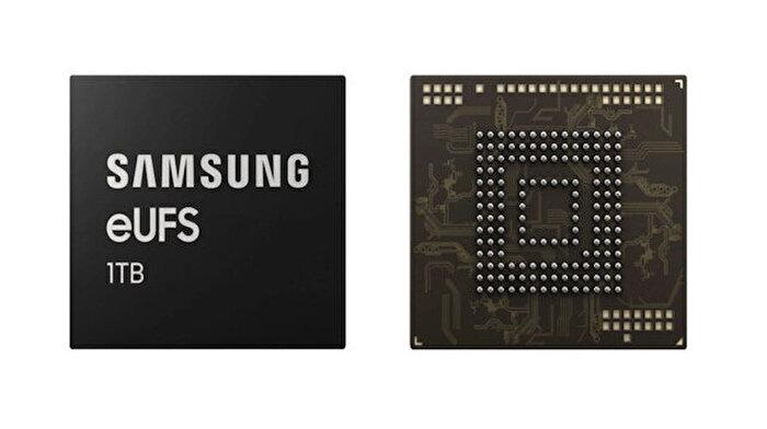 Samsung, dünyanın ilk 1 TB depolama yongasının üretimine başlıyor