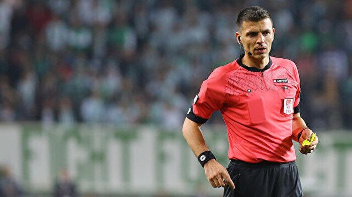 Galatasaray – Trabzonspor maçının hakemi Ümit Öztürk