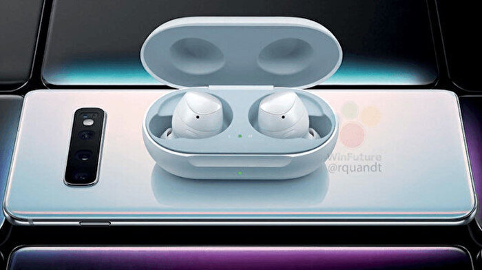 Samsung'un yeni kablosuz kulaklıkları Galaxy S10 ile şarj edilebilir