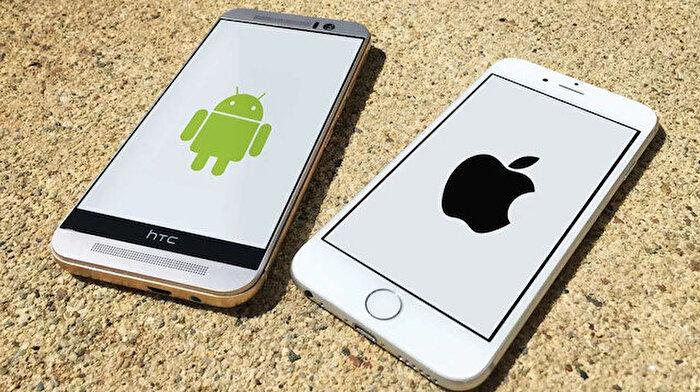 iPhone'daki kişiler Android'e nasıl aktarılır?