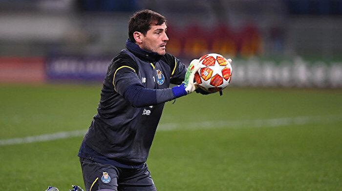 Casillas nikah tazeledi