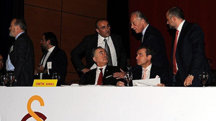 Galatasaray'da mali genel kurulun yankıları sürüyor