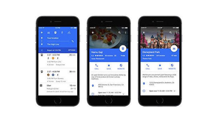Android'deki Google Haritalar'da arama ve konum geçmişi nasıl temizlenir?