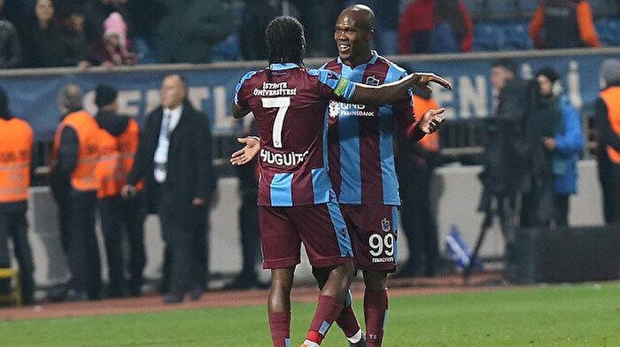 En iyi hücum ikilisi Rodallega ve Nwakaeme