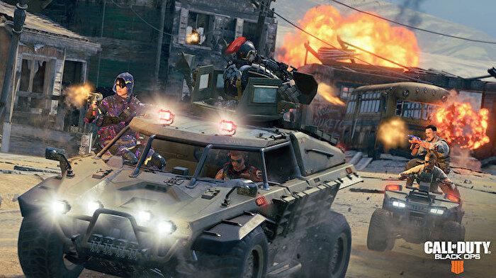 Call of Duty tutkunlarına müjde: 'Black Ops 4 artık ücretsiz'