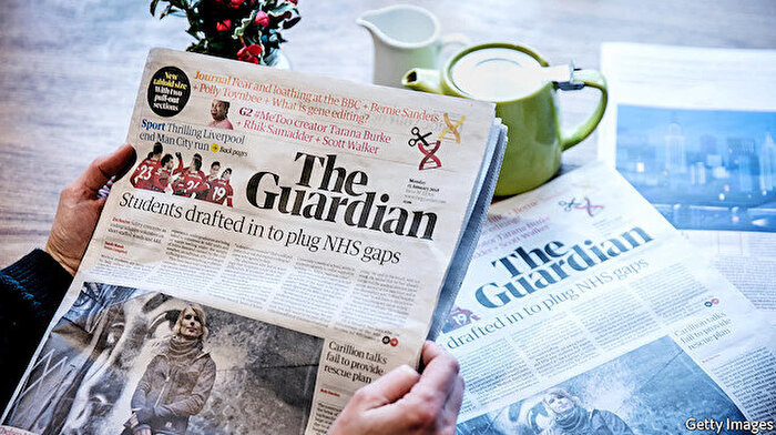 The Guardian'dan 'haber manipülasyonu'na tarih ayarı
