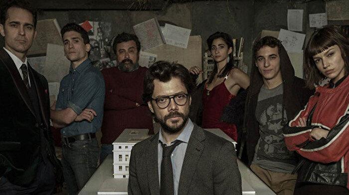 La Casa de Papel'in Türkiye uyarlaması geliyor
