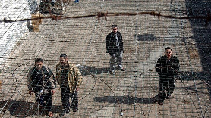 Filistinli tutuklular açlık grevinin 5. gününde