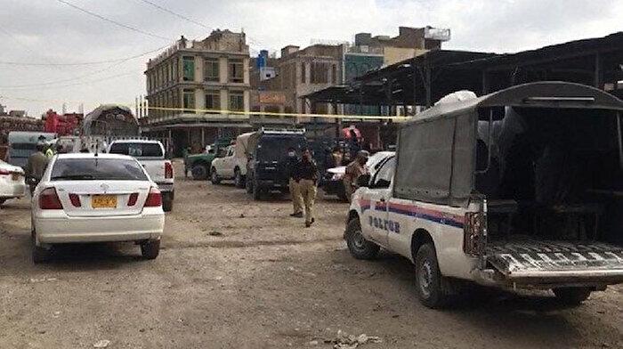 Pakistan'da patlama: 16 kişi öldü