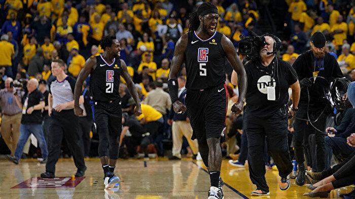 NBA'de tarihi geri dönüş