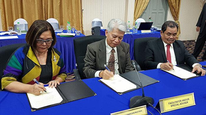 Filipinler ve MİKC yeni anlaşmalar imzaladı