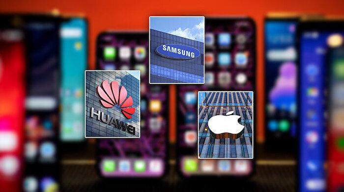 Akıllı telefonda 2019 ilk çeyrek raporu: 'Huawei'nin yükselişi!'