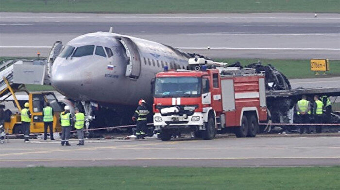 Rusya'daki uçak kazasında pilot hatası ihtimali üzerinde duruluyor