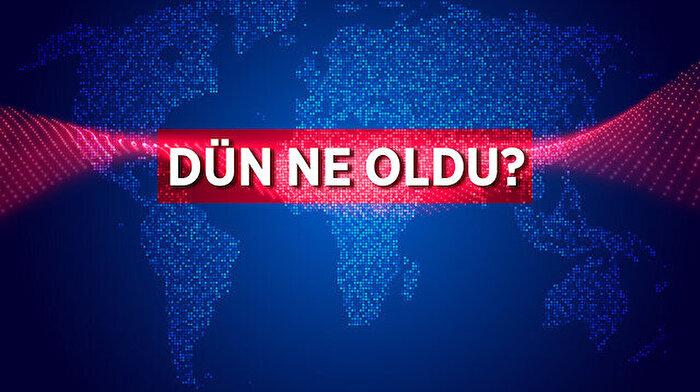 3 Haziran 2019: 6 Başlıkta Türkiye'de ve dünyada öne çıkan haberler