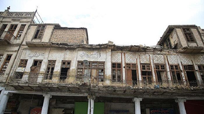 Bağdat'taki Osmanlı binaları yıkılmak üzere