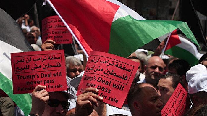 Bahreyn Çalıştayı'na Lübnan'da protesto