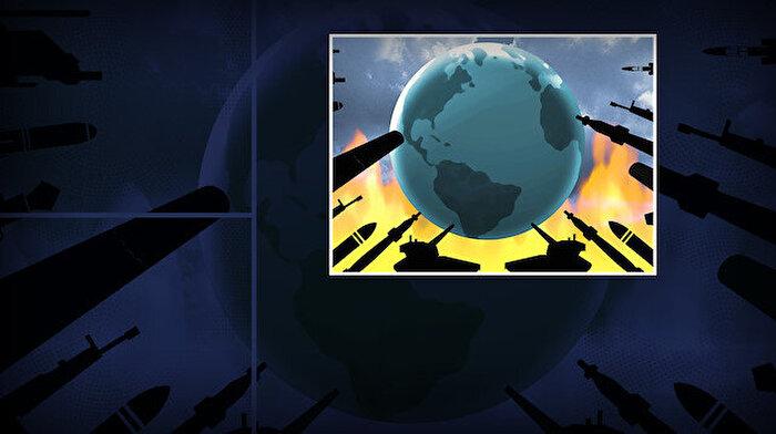 Dünyanın kriz haritası: Nerede, ne var?