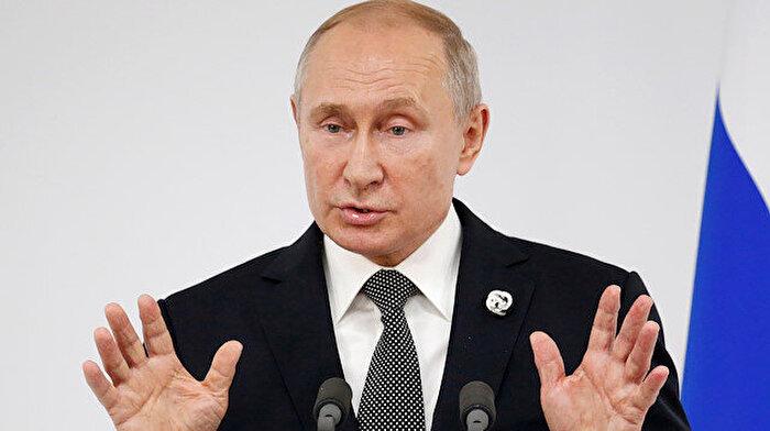 Putin'den Türkiye açıklaması: Cumhurbaşkanı Erdoğan ile temas halindeyiz