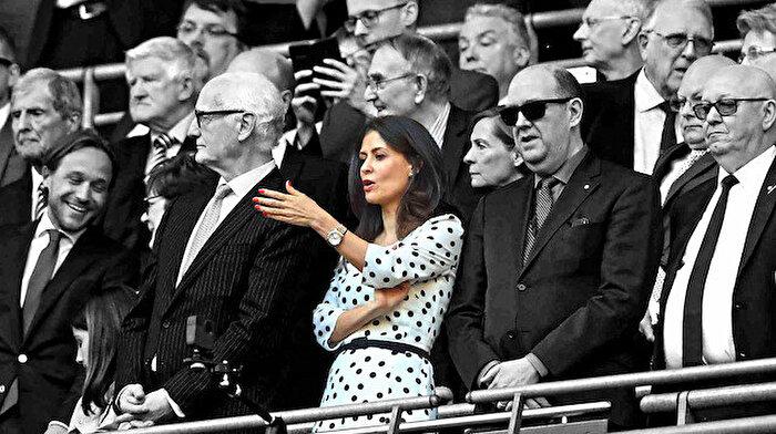 Futbol dünyasının en güçlü kadını: Marina Granovskaia