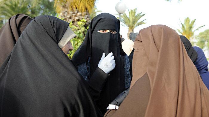 Tunus'ta peçe yasağı
