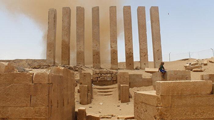 Yemen'in kadim tarihi savaşın ortasında kaldı