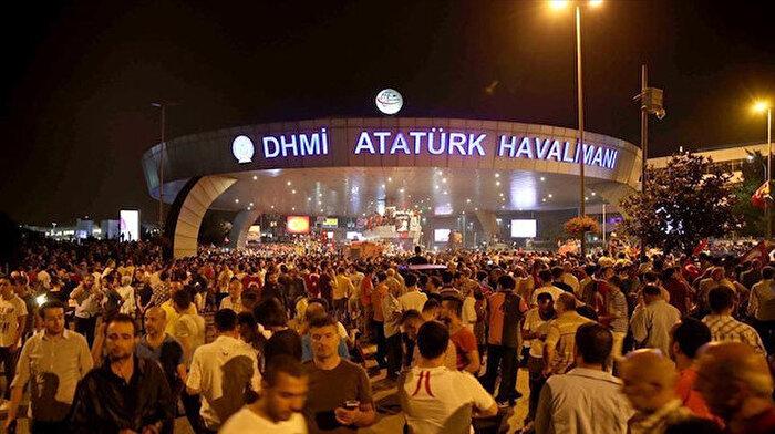 FETÖ'nün Atatürk Havalimanı'na işgal girişimi davasında karar verildi
