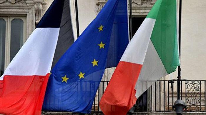 İtalya'dan Fransa'ya 'göçmen' mektubu