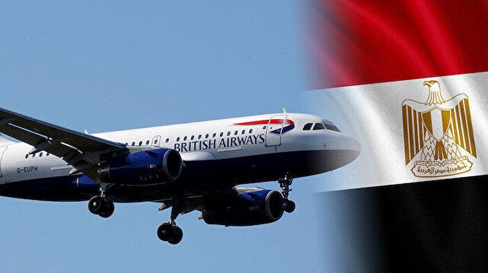 Mısır uçuşları iptal