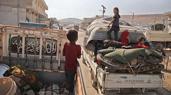 Esed rejiminin en büyük silahı insani yardımlar