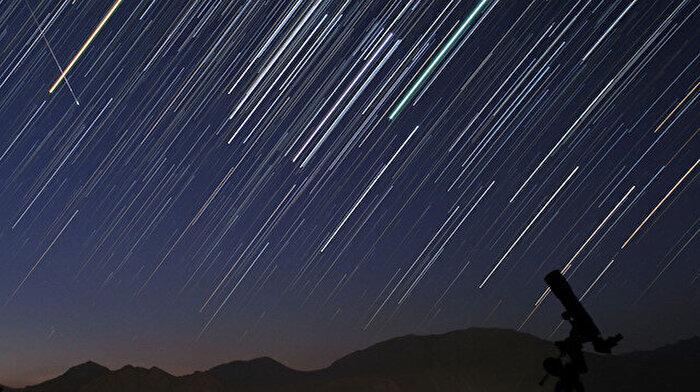 Saatler kaldı: Türkiye'den de görülecek 'meteor yağmuru' başlıyor