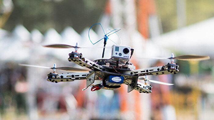 Drone'lar savunma sanayinde kullanılmaya başlanıyor: DARPA'nın test videoları paylaşıldı