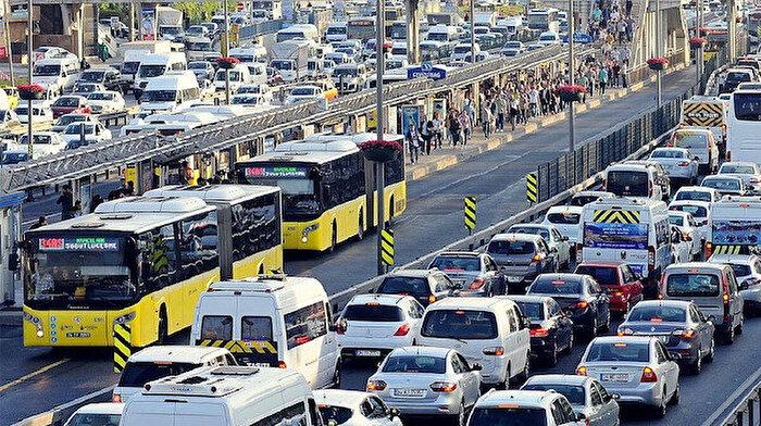 Tatilcilerin İstanbul'a dönüş maratonu başladı