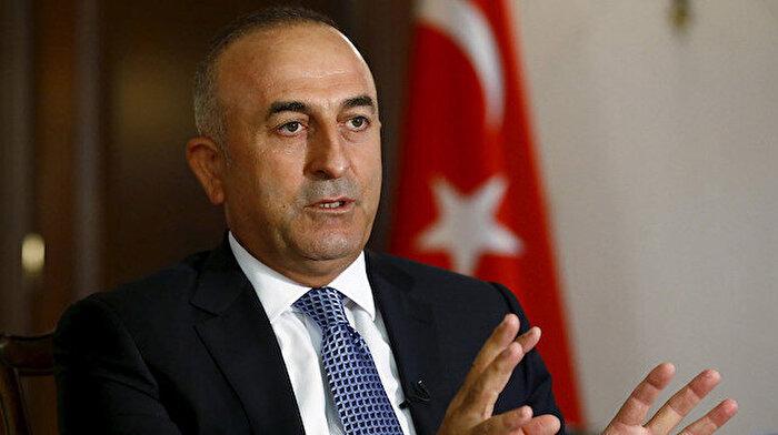 Dışişleri Bakanı'ndan 'Suriyeli' açıklaması