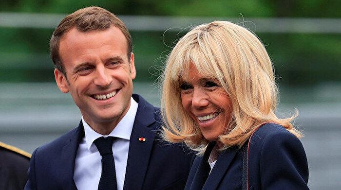 Macron eşinin yaşıyla alay eden Brezilya Devlet Başkanı'na yanıt verdi