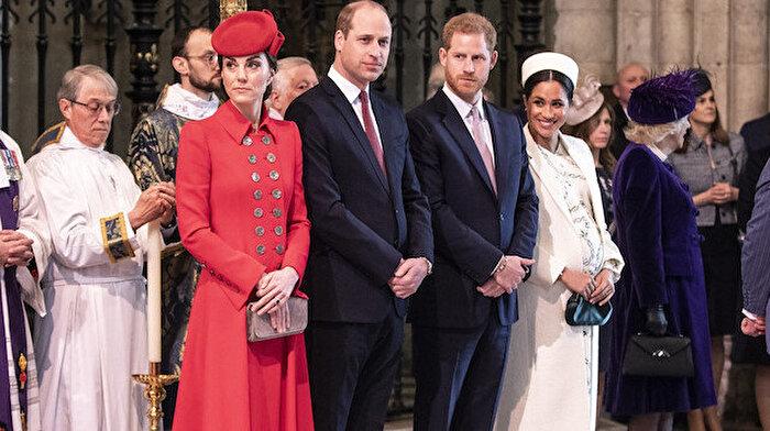 İngiliz Kraliyet Ailesi'nde deprem: İpler koptu, kardeşler ayrıldı