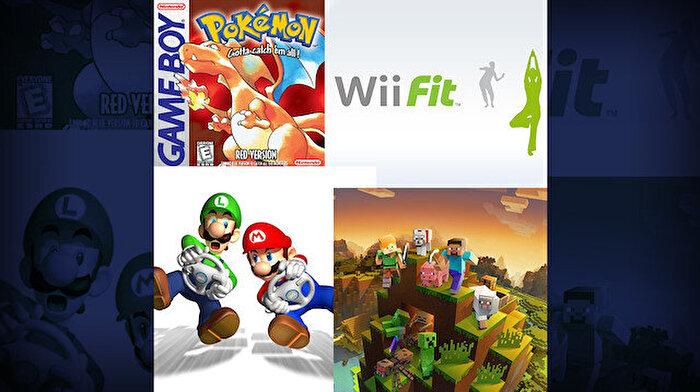 Video oyun dünyasının satış rekortmenleri