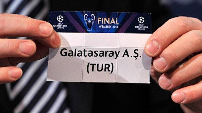 Kura Rehberi: Galatasaray'ın rakipleri kimler?