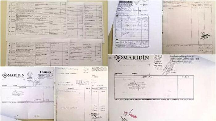 Mardin Büyükşehir Belediyesi'nin HDP ve yabancı heyetler için 500 bin lira harcadığı ortaya çıktı