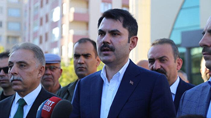 Bakan Kurum: Kentlerin dönüşüm anayasasını oluşturacağız