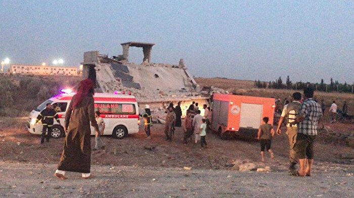 Suriye-Türkiye sınırında terör saldırısı: 12 ölü