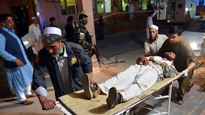 Afganistan'da her gün 74 kişi öldü