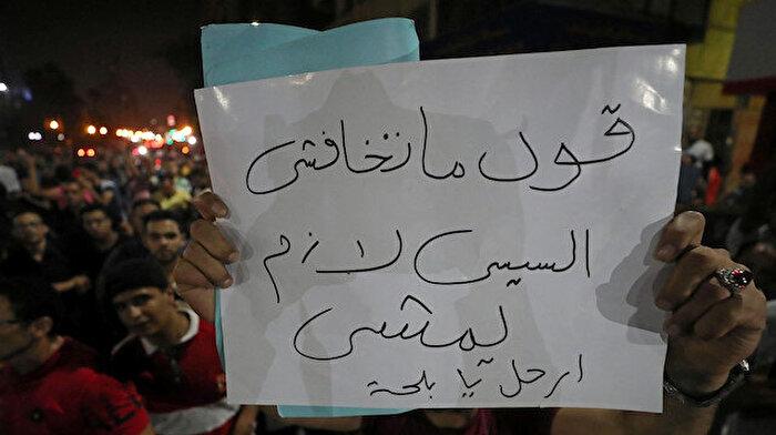 Olası Sisi protestoları öncesi operasyon
